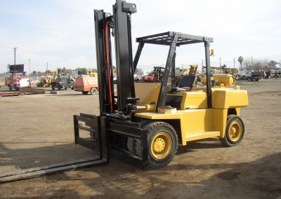 Kalmar 15,000 lb. Capacity Forklift