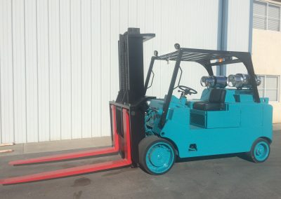 Royal 30,000 lb. Capacity Forklift