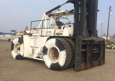 Wiggins 88,000 lb. Capacity Forklift