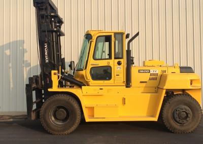 Hyundai 36,000 lb. Capacity Forklift