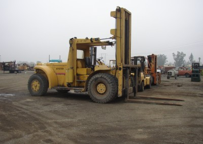 Hyster 46,000 lb. Capacity Forklift